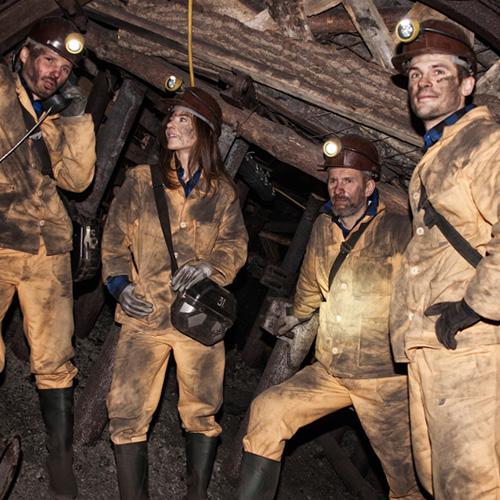 Wycieczka do kopalni